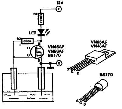 и полевой транзистор