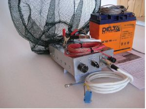 Детектор проводки своими руками схема