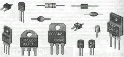 Системы обозначения импортных полупроводниковых элементов | Digital Chip - Цифровые устройства