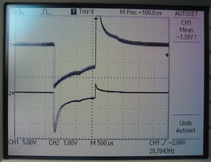 Схема бортовой компьютер для автомобиля измерение времени открытия форсунок