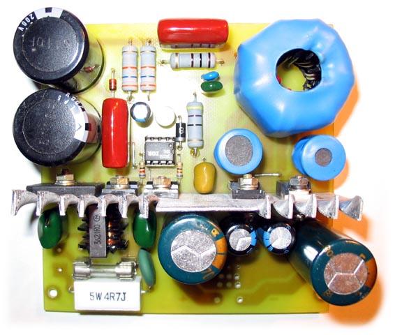 Импульсный Блок Питания Усилителя На Ir2151 Ir2153