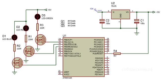 Что касается резисторов в