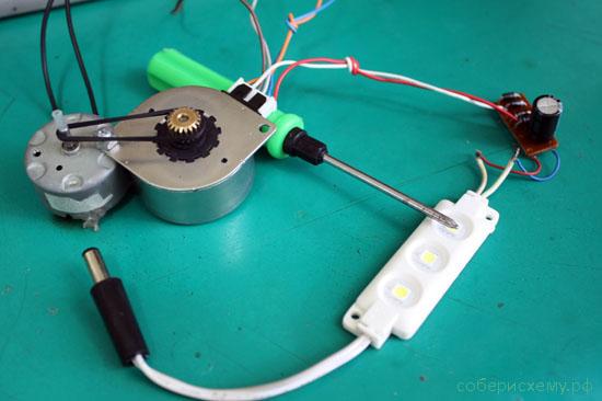 Электродвигатель 12 вольт своими руками