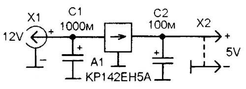 Зарядка для телефона от 12 вольт своими руками схема 51