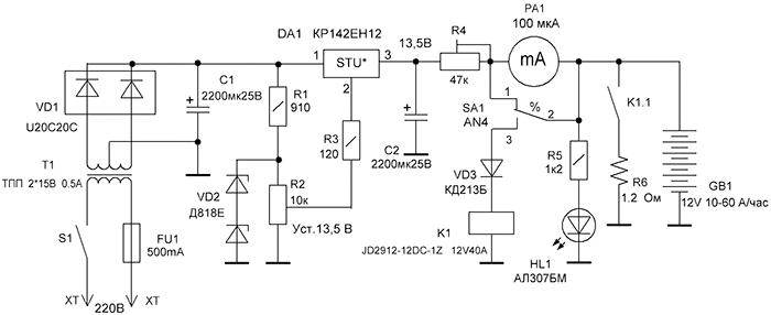 Как работает стабилитрон - Практическая электроника 39