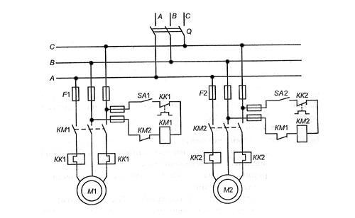 Схемы управления реверсивным асинхронным электродвигателем. electromonter.info. admin.  23.10.2013. Категории.  Tweet.