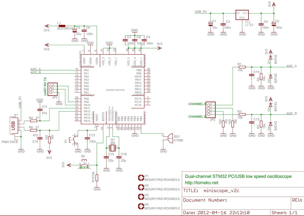 типовая схема включения ds1620