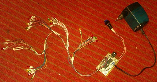 Светодиодный контроллер своими руками фото