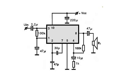 ламповой радиоэлектроники схемы