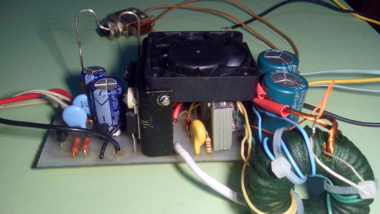 Как из трансформатора сделать зарядное устройство для  240