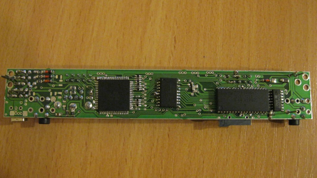 AVR ZX Spectrum V2_0 bottom