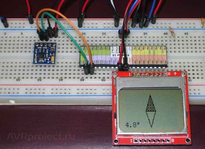 Atmega32-Avrcom Projects Arduino Microcontroller