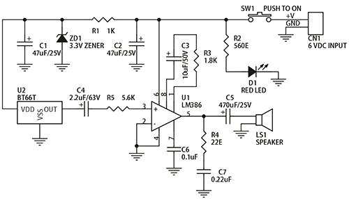 Особенности микросхемы BT66T:
