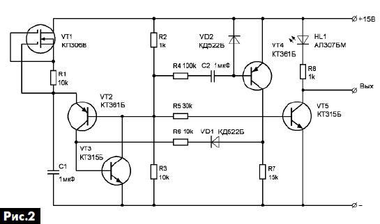 Описание этого генератора тока