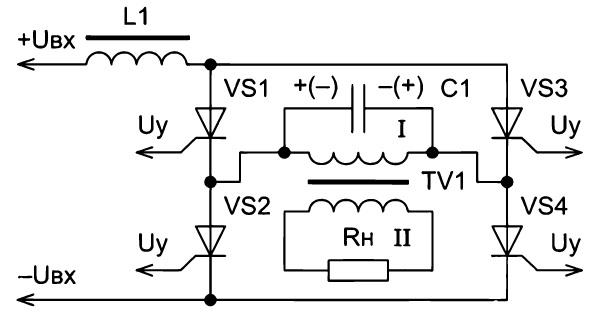 тиристорный инвертор тока