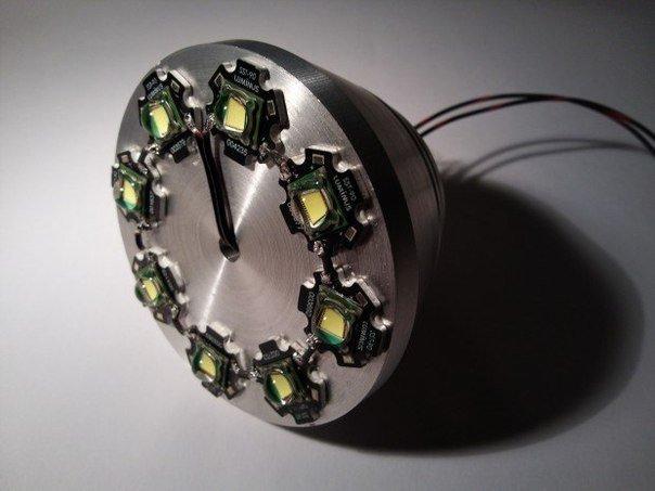 Сделать мощный светодиодный фонарь своими руками