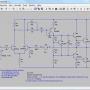 Рабочее окно программы LTspice/SwitcherCAD