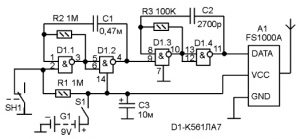 To 561 LA7 – Meander – entertaining electronics