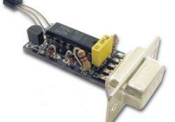 Компьютерный регистратор температуры (Интернет-термометр)