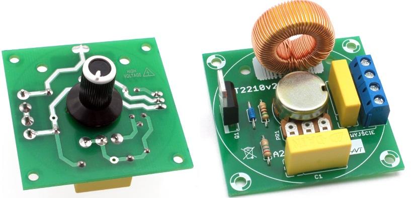 Самый простой регулятор напряжения 230 В