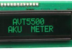 Измеритель емкости аккумуляторов