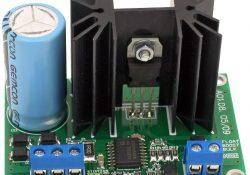 Der Pufferteil oder Ladegerät für Gel-Batterien