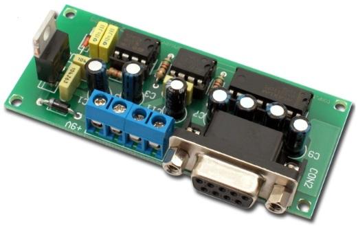 Преобразователь RS232 <-> RS485