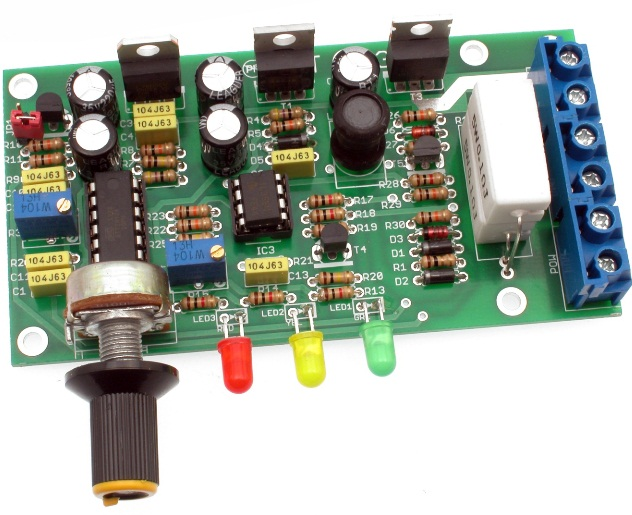 Chargeur de microcontrôleur ATTINY24