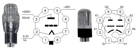 ламповий стереопідсилювач