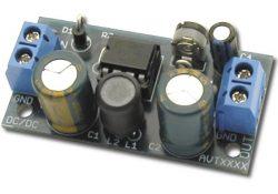 Convertisseur DC / DC sur MC34063